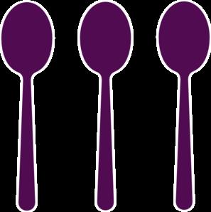 3 Spoons Clip Art At Clker Com Vector Clip Art Online
