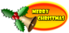 Merry Christmas Banner Clip Art