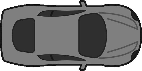 Tack Car Top View Clip Art At Clker Com Vector Clip