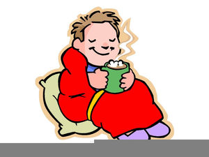Warm Blanket Clipart Image