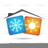 Free Heating And Air Conditioning Clipart Image
