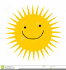 Free Sun Flame Clipart Image
