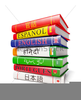 Foreign Language Learning Clipart Image