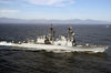 Unitas Exercise Held In The Waters Near South America Image