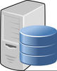 Database Server Clipart Image