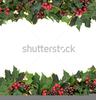 Clipart Christmas Ivy Border Image
