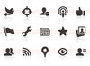 0088 Social Networking Icons Image