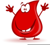 Drop Of Blood Clipart Image
