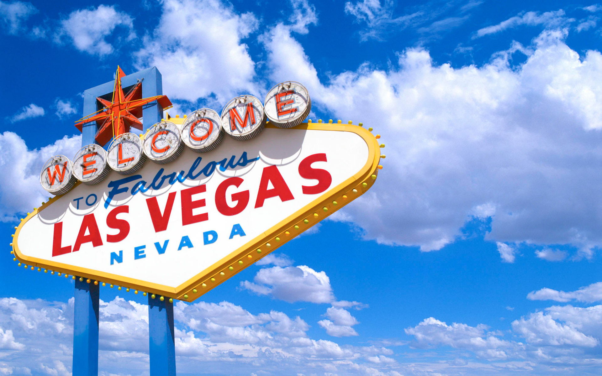 Welcome To Las Vegas Wide  Free Images at Clker.com - vector clip art online, royalty free