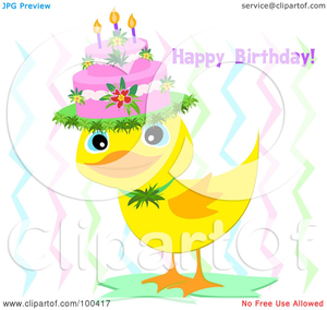 Free Clipart Of A Birthday Candle Image