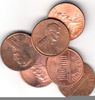 Pennies From Heaven Clipart Image