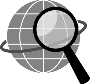 search icon clip art at clker com vector clip art online planet earth clipart png planet earth clip art black white image