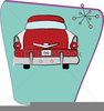 Free Fifties Cars Clipart Image