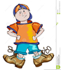Clipart Tying Shoes Image