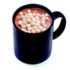 Hot Chocolate With Marshmallows Clipart Image