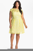 Yellow Lace Dresses Image