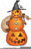 Free Animated Pumpkin Clipart Image