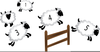 Clipart Counting Sheep Image