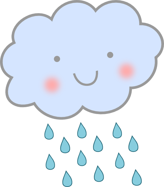 cute rain cloud clip art at clker com vector clip art online  royalty free   public domain clip art math black and white clip art math pictures