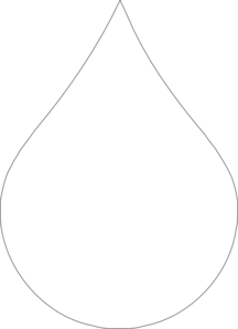 Water Drop Clip Art