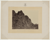 Bluff Opposite Big Horn Camp, Black Cañon, Colorado River  / T.h. O Sullivan,  Phot. Image