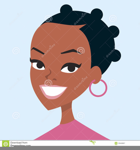 Free African American Women Clipart Image