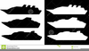 Ship Black And White Clipart Image