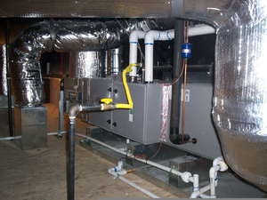 Residential Hvac Installation Image