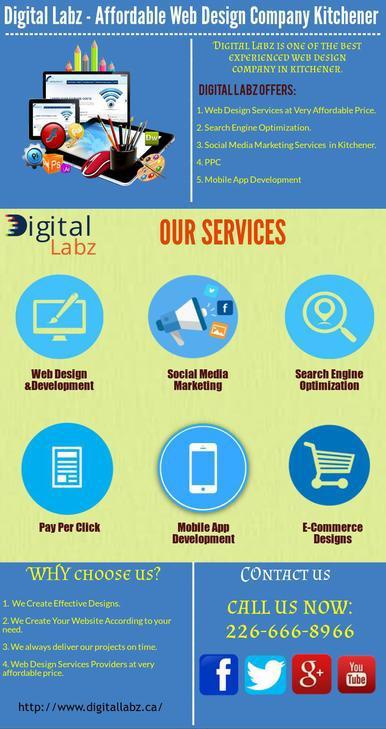 Website Design Kitchener: Affordable Web Design Development Company In Kitchener