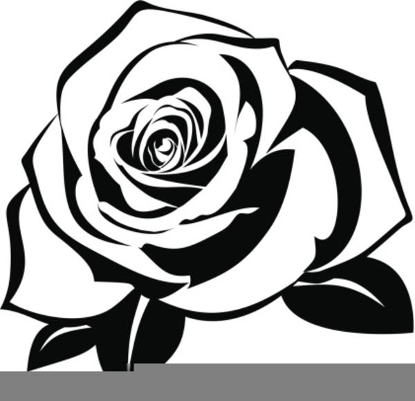 Rose Stencil Designs | Free Images at Clker.com - vector clip art online, royalty free & public ...