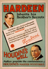 Hardeen Inherits His Brother S Secrets Houdini S Will Makes Possible The Continuance Of Houdini S Master Mysteries. Image