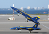 Blue Angels Six And Seven Take Flight Image