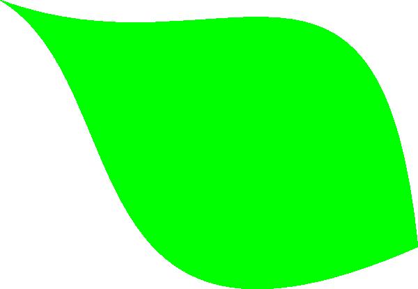 Green Leaf Clip Art at Clker.com - vector clip art online ...