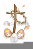 Jesus On The Cross Clipart Image