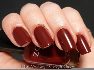 Zoya Cola Pepper Image