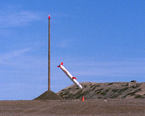 A Tactical Tomahawk Completes A Test Launch And Target Intercept. Image