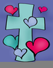 Clipart Jesus On Cross Image