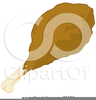 Free Clipart Of Fried Chicken Image