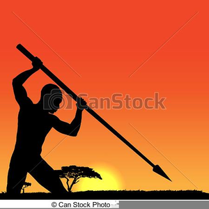 Free Hunter Clipart Image