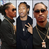 Rapper Future Hairstyles Image