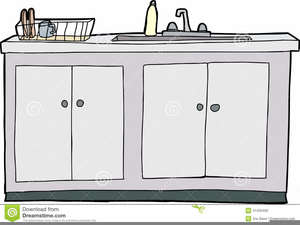 Phenomenal Free Clipart Kitchen Sink Free Images At Clker Com Home Interior And Landscaping Ymoonbapapsignezvosmurscom