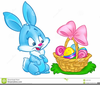 Happy Easter Animated Clipart Image