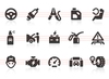 0084 Car Service Icons Image