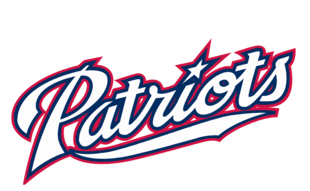 large patriot script logo cut | free images at clker - vector