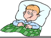 Sick In Bed Clipart Free Image