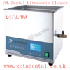 Zetadental Co Uk L Dental Ultrasonic Cleaner Image