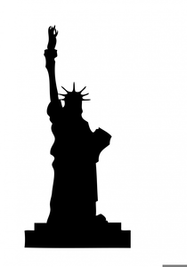 statue of liberty torch clipart free images at clker com vector rh clker com Statue of Liberty Clip Art Black and White Statue of Liberty Crown Clip Art