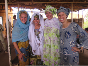 Niger Traditional Clothing Image