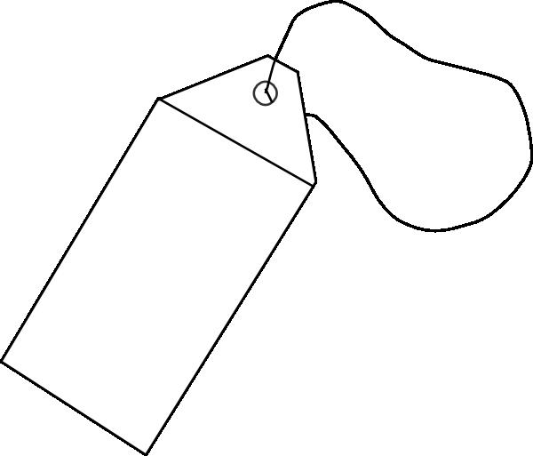 Blank Tag Clip Art at Clker.com - vector clip art online ...