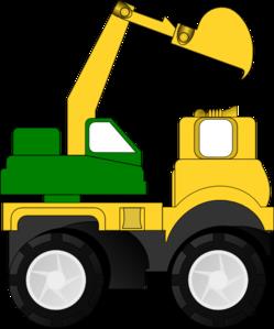 cartoon excavator clip art at clker com vector clip art bulldozer clip art black & white bulldozer clipart png